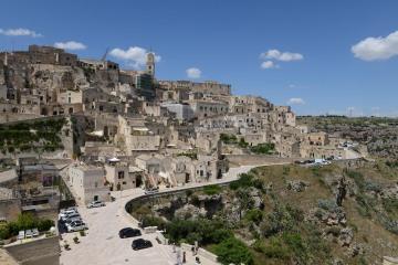 Magical City of Stone || Matera
