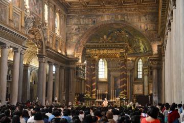 Mass || Rome