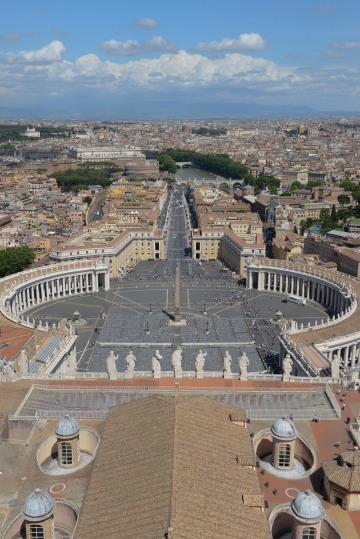 Piazza del Popolo || Rome