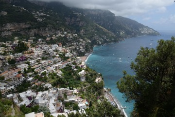 Positano || Amalfi Coast