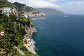 Town of Amalfi || Amalfi Coast