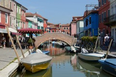Colorful Canal in Murano || Venice