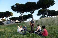 Music in the Park || Rome