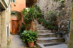 Patio in Vernazza || Cinque Terre