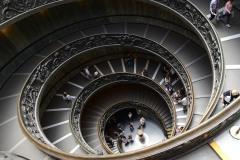 Spiral Staircase || Rome