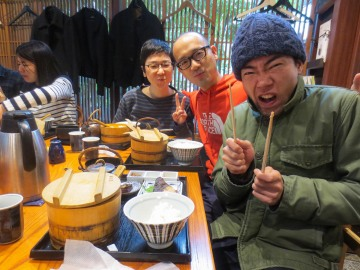 Lunch with Friends || Shibuya, Tokyo