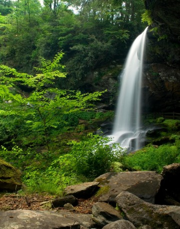 Dry Falls || North Carolina