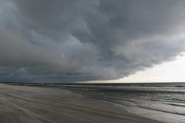 Summer Storm over Cumberland Island || GA