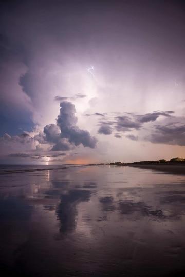 Summer Thunderstorms || Amelia Island