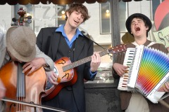 Albania Mania Street Musicians || Savannah, GA