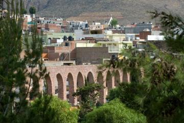 El Cubo Aqueduct || Zacatecas