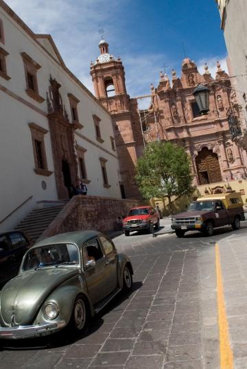 Iglesia de Santo Domingo || Zacatecas