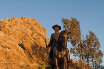 Poncho Villa Statue || Zacatecas