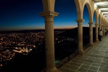Twilight at Mirador Cerro De La Bufa || Zacatecas