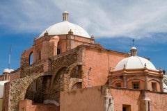 Ex templo de San Agustín    Zacatecas