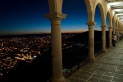 Twilight at Mirador Cerro De La Bufa || Zacatecas