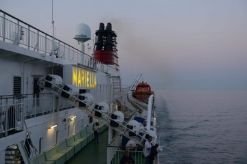 MS Mariella || Baltic Sea
