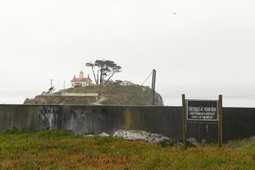 Battery Point Lighthouse and Museum || Crescent City, CA