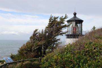 Cape Meares Lighthouse || Tillamook, OR