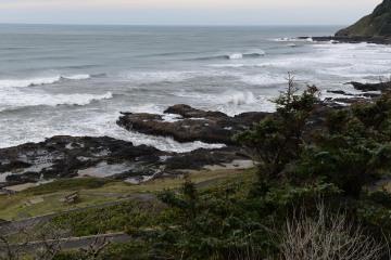 Cape Perpetua Scenic Area || Oregon Coast