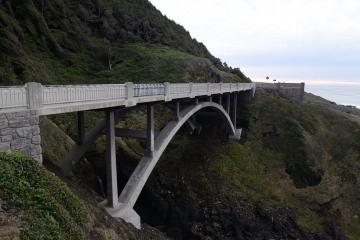 Cooks Chasm Bridge || Lincoln County, Oregon