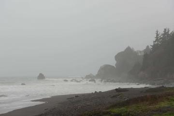 DeMartin Beach Picnic Area || California