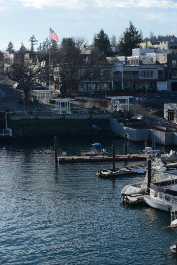 Friday Harbor || San Juan Island