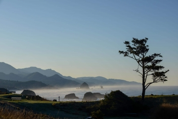 Haystack Rock at Ecola State Park || Cannon Beach, OR