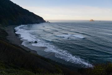 Morning on the Beach || Oregon Coast