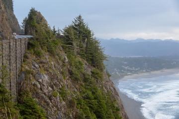 Neahkahnie Viewpoint || Oregon Coast Hwy