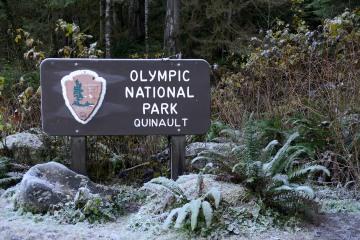 Olympic National Park || Washington