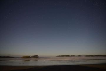 Stars over MacKenzie Beach || Tofino, BC, Canada