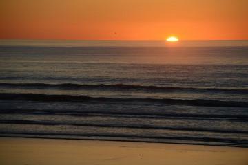 Sunset at Ruby Beach || Olympic National Park, Washington