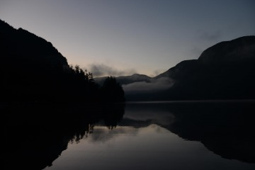 Sunset on Sproat Lake || Vancouver Island, BC, Canada