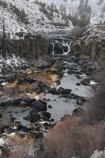 Thousand Creek Gorge || Sheldon National Antelope Refuge, Nevada