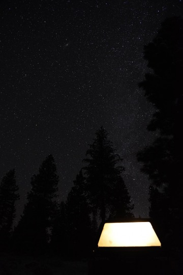Truck Camping under the Stars || Winema National Forest, Oregon