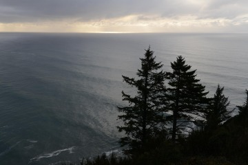 Views along Oregon Coast Hwy || Oregon