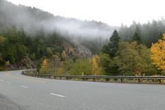 Highway 199 || Smith River Canyon, California