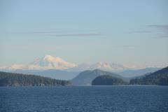 Mt Baker and the Cascades from Salish Sea || Washington