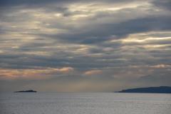 Storm over Salish Sea    Rosario Straigt, Washington