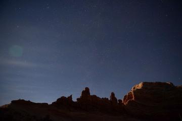 Desert Night || Arches NP