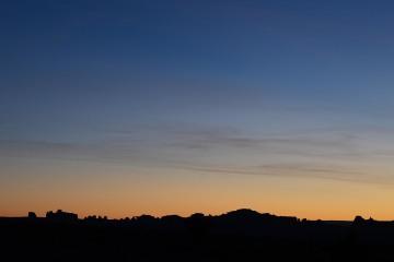 Desert Sunset || Arches NP