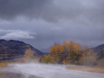Scenic Fall Drive || Southern Rockies