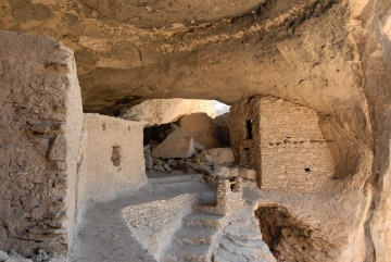 Gila Cliff Dwellings || New Mexico
