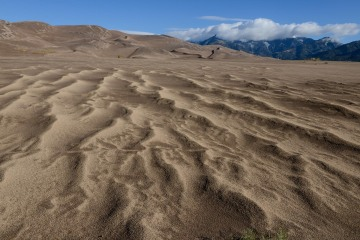 Lines in the Sand || Great Sand Dunes NP