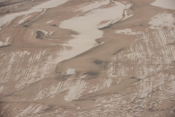 Sand Abstract || Great Sand Dunes NP