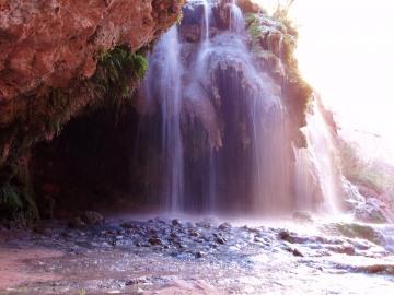 Angelic Falls || Grand Canyon NP