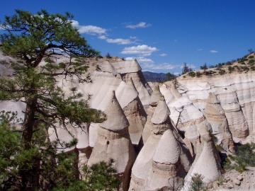 Kasha Katuwe Tent Rocks || New Mexico
