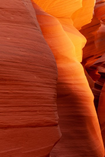 Painted Walls 7 || Lower Antelope Canyon