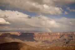 South Rim Rainbow || Grand Canyon NP